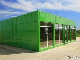 Быстромонтируемые здания, склады, , цеха, ангары - фото 4