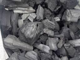 Dřevěné uhlí / Charcoal / Древесный уголь