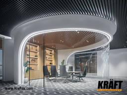 Návrhář KRAFT zavěšené stropy od výrobce