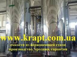 Емкость из нержавеющей стали - фото 4