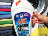 Gel Laundry Detergent Pure Fresh, own production, wholesales - фото 2