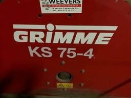 Grimme KS75-4 Loofklapper