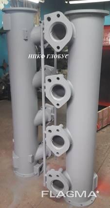 Коллектор выпускной 2-5Д49.169спч-2