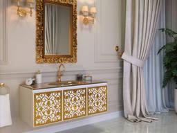 Koupelnová skříňka s umyvadlem, cena za sadu 1600mm