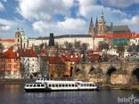 Круиз - прогулка на кораблике по реке Влтаве - фото 5