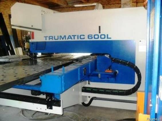 Лазерно-штамповочный станки Trumpf TC 600L, 6000L