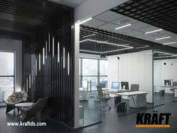 Lighting system for Kraft Led suspended ceilings from the ma - фото 2