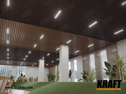 Lighting system for Kraft Led suspended ceilings from the ma - фото 5