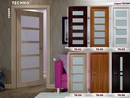 Межкомнатные двери от компании DORUM производителя