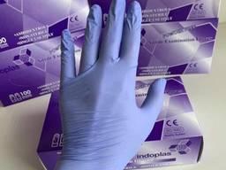 Nitrile gloves latex gloves medical gloves