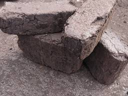 Peat briquettes for heating (domestic and industrial usage) - photo 4