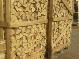 Продаём Дрова каминные естественной влажности