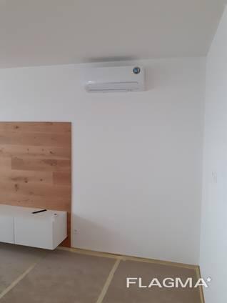Продажа и монтаж кондиционеров и тепловых насосов воздух/вод