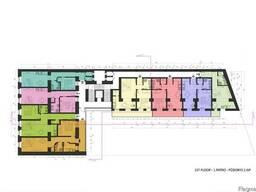 Продажа квартир в Праге 4 - Нусле, девелоперский проект - photo 3