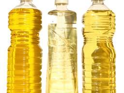 Рафинированное, нерафинированное подсолнечное масло