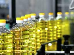 Rafinovaný, Nerafinovaný slunečnicový olej (velkoobchod)