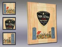 Сувенирная деревянная упаковка - фото 4
