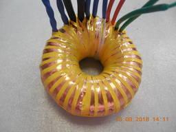 Výroba toroidních transformátorů