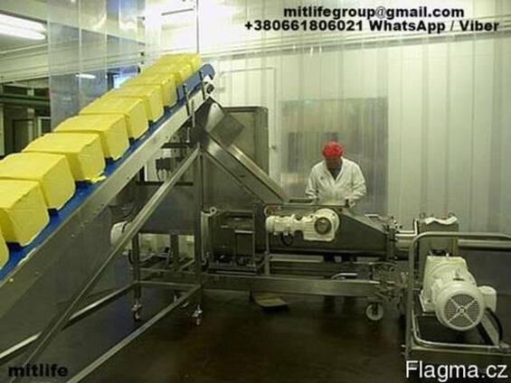Velkoobchod máslo krémová 72,5% 82,5% LLC Mitlife
