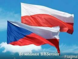 Визы, живностяк, страховки, юрист, помощь в Чехии