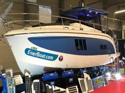 """Яхта Эко """"Stilo 30"""" NEW электрическая(на солнечных батареях)"""