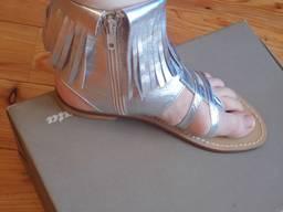 Жіноче шкіряне взуття із Італії 38 розмір